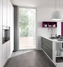 Offerta cucina lube essenza polimerico pino basalto e grigio seta