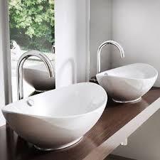 bowl bathroom sinks. Durovin Bathroom White Oval Basin Sink Bowl Modern Ceramic Counter Top Sinks N