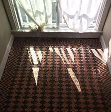 penny floor penny floor penny round tile kitchen floor