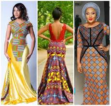 Native Designs For Ladies Fashion In Nigerian Traditional Styles Latest Tendencies Of