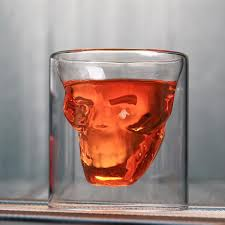 top 10 most popular whisky <b>glass skull</b> ideas and get free shipping ...