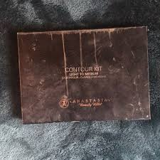leather book cover kit anastasia beverly hills other anastasia contour kit of leather book cover kit