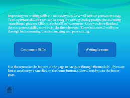 improving you writing skills is a necessary step for a well  improving you writing skills is a necessary step for a well written persuasive essay