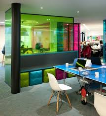 we recently designed a space for it consultancy thoughtworks that can be used as meeting area concentrated workspace and even transformed into new office design trends17 office