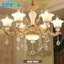 Us 24385 Zesol Kronleuchter Kristall Leuchtet Beleuchtung Decke Schlafzimmer Wohnzimmer Villa Kristall Deckenleuchten In Kronleuchter Aus Licht