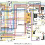 camaro wiring schematic incredible sample camaro awesome schematic different color for lines 68 camaro wiring diagram chevrolet spinning gear connect to alternator