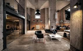 industrial office design. Marvelous Trendy Modern Industrial Office Design Interior Decor Full Size Inovative S