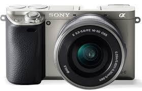 sony camera alpha a6000. design and body. ergonomically designed, the sony a6000 camera alpha e