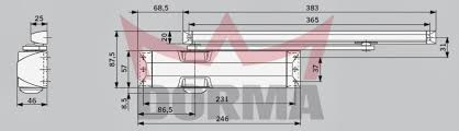 max leaf weight 100kg glass thickness 8mm to 12mm max door height wood 2800mm