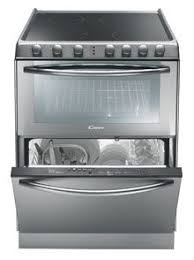 stove oven dishwasher combo. Delighful Dishwasher TRIO 9503X Combined Oven Ceramic Hob And Dishwasher For Stove Oven Combo E