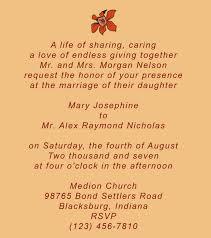 Wedding Invitation Quotes Stunning Romantic Wedding Invitation Wording Wedding Invitations Quotes