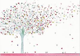 Tree Of Hearts Note Cards Stationery Boxed Cards Inc