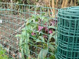 awesome plastic garden fencing ideas