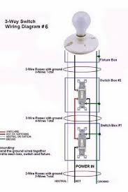 17 best images about electrical cable the family 3 way switch wiring diagram 6