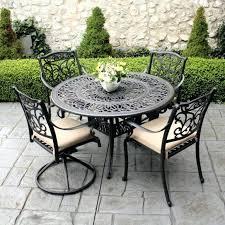 iron patio set outdoor wrought iron patio furniture set wrought iron patio dining set vintage used