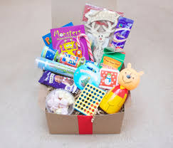 kids childrens gift box filled with games and lovely bits pack it in gift box filled boxed hers an unusual xmas present