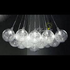 glass sphere light fixture fixtures