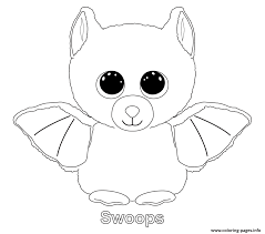 Coloring Pages Of Beanie Babies Murderthestout