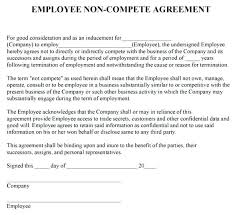 Non Compete Agreement Template Business Sale Of Form