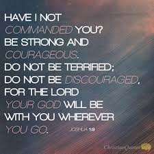 Christian Quotes About Being Strong