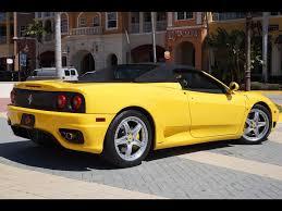 2001 Ferrari 360 Spider for sale in Naples, FL | Stock #: 124635-15