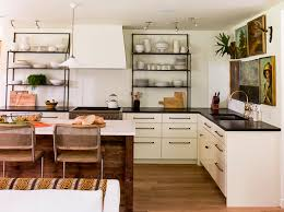 That 40's Kitchen From Drab To Fab Mesmerizing Kitchen Without Cabinets