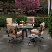 exterior homescapes. alfresco home soiree spring lounge chair chat set exterior homescapes