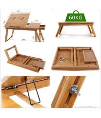Buy Multipurpose Wooden Laptop Table with Drawer Cum Study Table in  Pakistan | Laptab