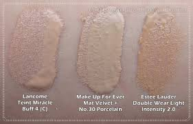 cotton candy review make up for ever mat velvet matifying foundation