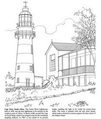 Small Picture 8 Images of Lighthouse North Carolina Coloring Pages North