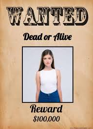 Make A Wanted Poster Free Online Sample Wanted Posters Major Magdalene Project Org