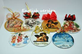 Christmas Decorations Diy Christmas Ornaments Diy With Cd And Napkin Recycled Diy Youtube