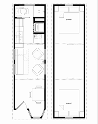 tiny house floor plans free best of portable home plans best mobile tiny house plans small