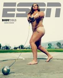 Nude women of us olympics