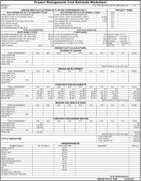 project estimation template excel resume builder project estimation template excel project plan template ms word excel forms estimate worksheet template