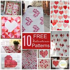 On the 5th day of valentine's week, is promise day which is on february 11. Looking For Ideas For This Years Valentines Day Project Our Top 10 Ideas Should Help You Pin Down That Perfect Free Valentine Valentines Patterns Quilts