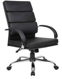 modern executive office chairs. Contemporary Executive Boss High Back Modern Office Chair Faux Leather W Chrome Accents For Executive Chairs T