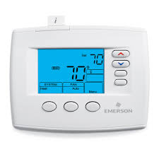 1f83 0422 white rodgers 1f83 0422 universal single stage Emerson Thermostat Wiring Diagram universal single stage, multi stage or heat pump non programmable digital thermostat product emerson sensi thermostat wiring diagram