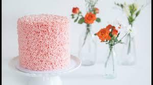 Ruffles Cake Design How To Make An Easy Ruffle Cake Cake Style