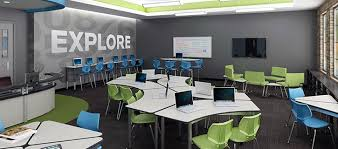 Today No Manufacturer Offers More Choices In School Computer Lab School Computer Room Design