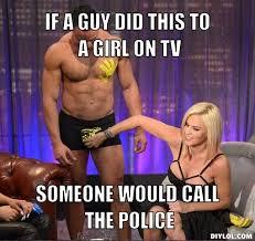Female Double Standard Meme Generator - DIY LOL via Relatably.com