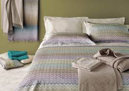missoni home petra embroidered duvet covers  bedding  bed