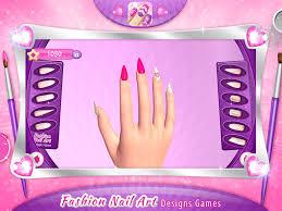 Fashion Nail Art Designs Game: Pink Nails Manicure Salon and ...