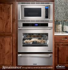 wall oven with warming drawer unbelievable dacor microwave and combo kitchen decorating ideas 4