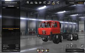 Tatra 815 for ATS 1.32.x Truck - ATS Mod | American Truck Simulator Mod