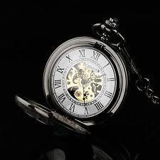 steampunk pocket watch pacifistor mens steampunk mechanical skeleton pocket watch vintage antique style