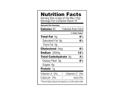 Green Mill Nutrition Chart Calhon Bend Mill Fried Green Tomato Coating Mix 8 Ounce 6 Per Case
