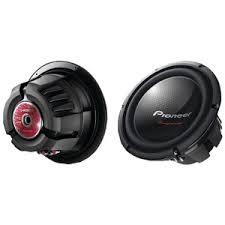 pioneer speakers subwoofer. pioneer ts-w2502d4 ts-w260d4 champion series 10\ speakers subwoofer