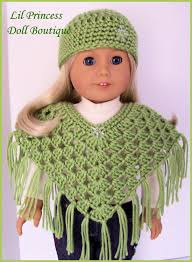 Free Crochet Doll Clothes Patterns For Beginners