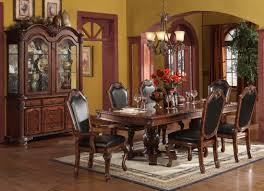 Pc Dining Set BEL Furniture Houston  San Antonio - Dining room table and china cabinet